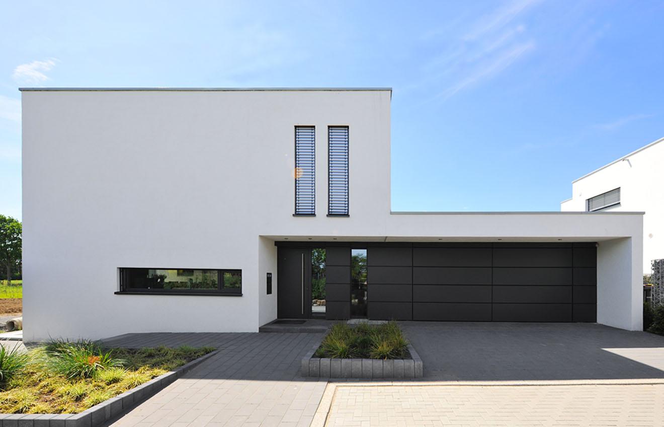 beautiful bauhaus architektur h user pictures. Black Bedroom Furniture Sets. Home Design Ideas