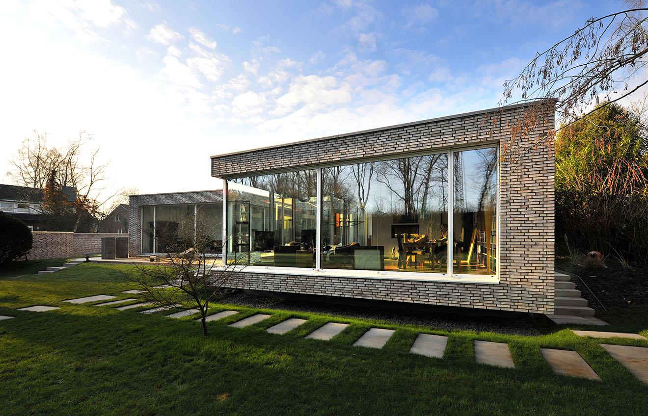 Atriumhaus Architekten Spiekermann