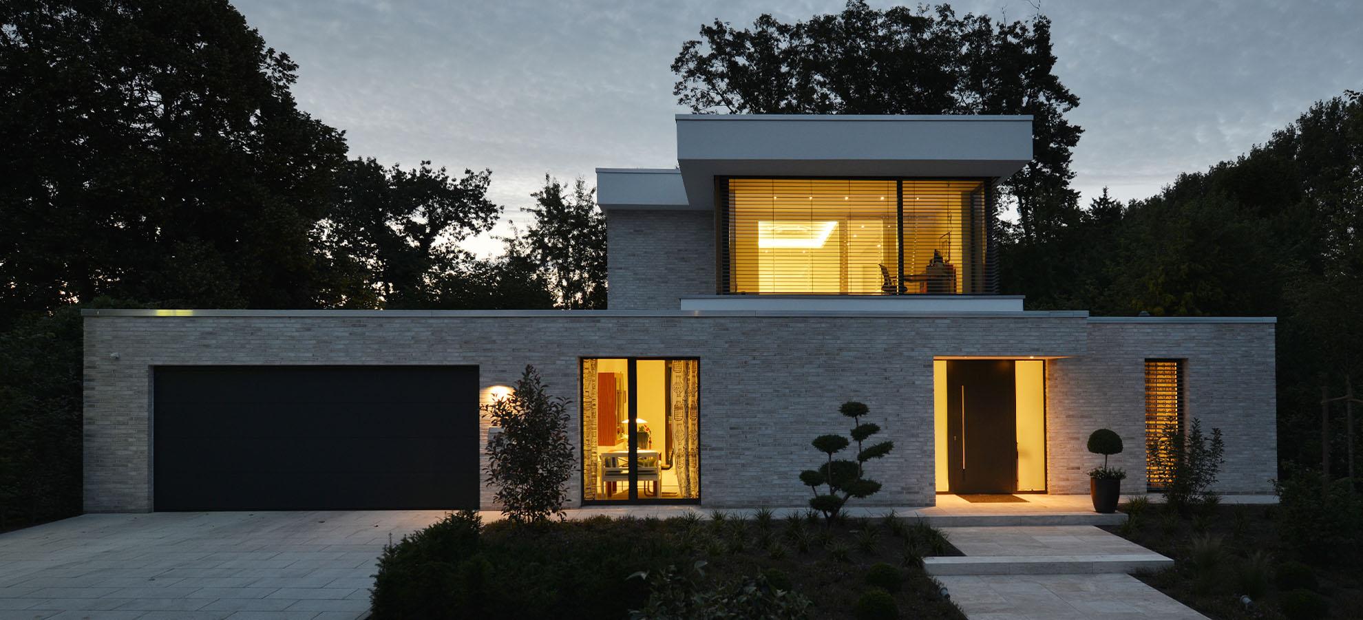 haus schlottbom architekten spiekermann. Black Bedroom Furniture Sets. Home Design Ideas