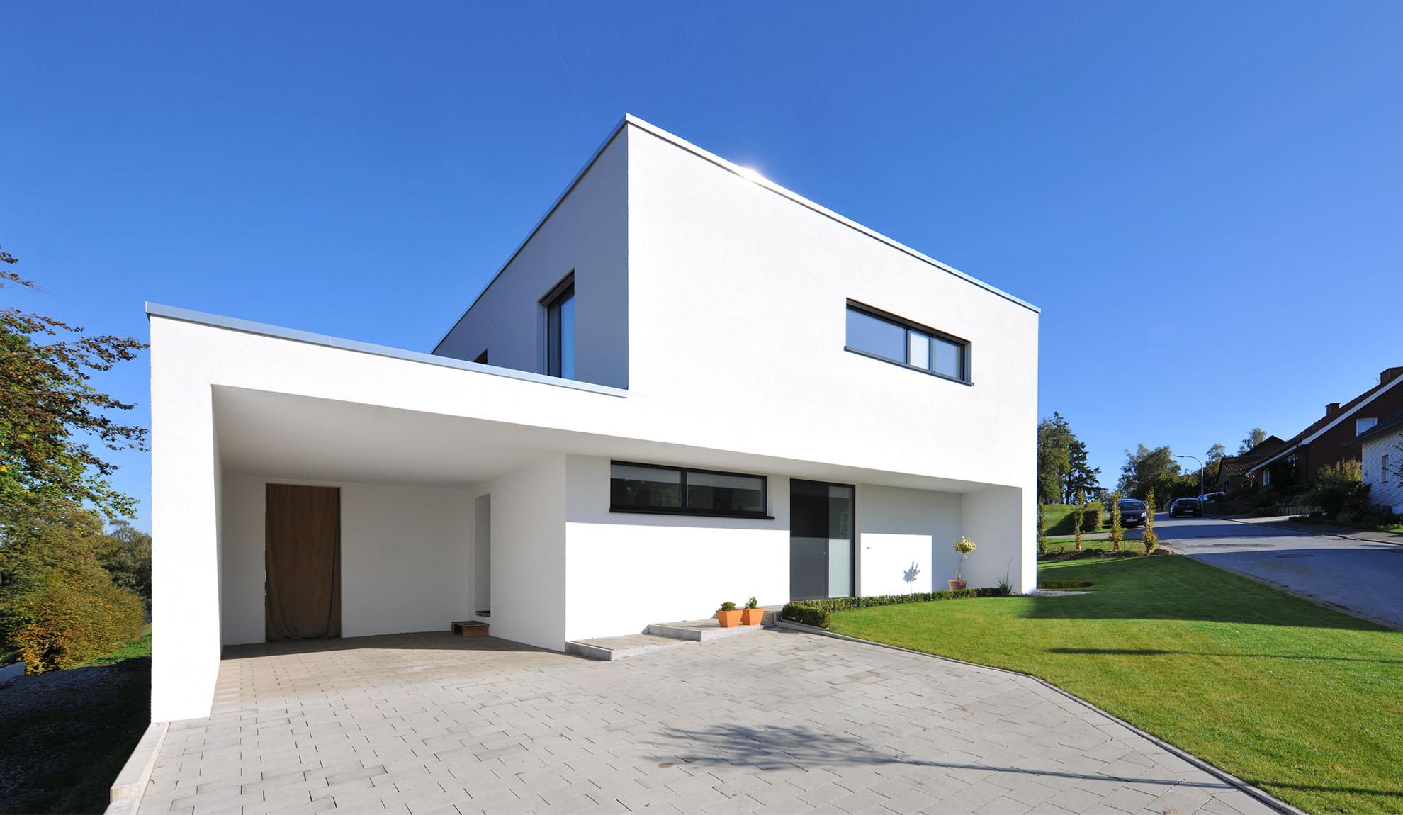 Haus Reinke - Architekten Spiekermann