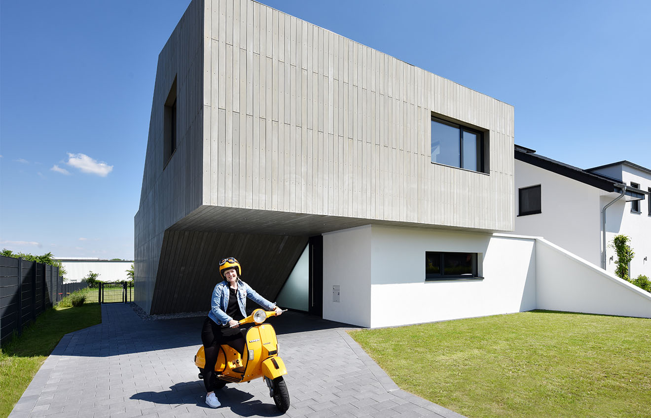 Moderne Häuser - Architekten Spiekermann