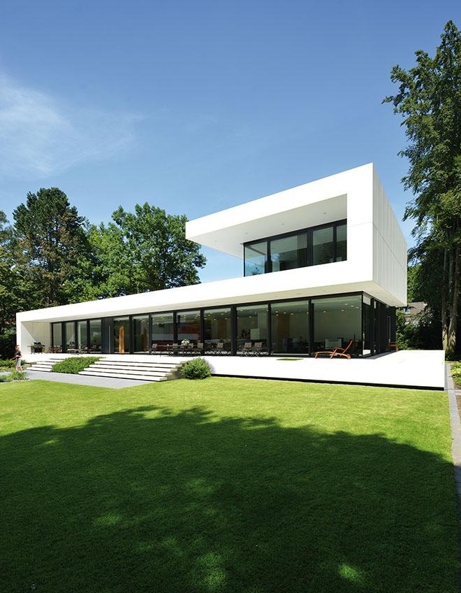 Moderne Hauser Architekten Spiekermann