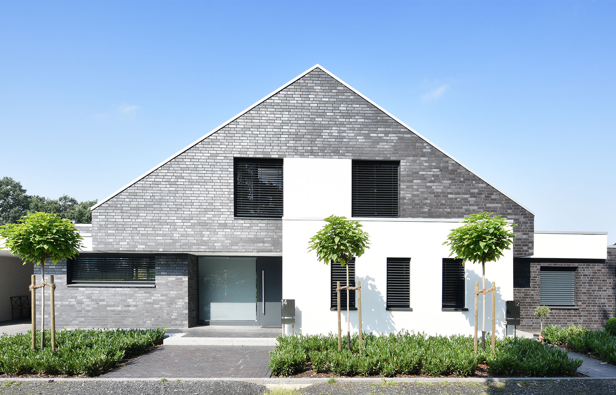 Haus Mensing - Architekten Spiekermann