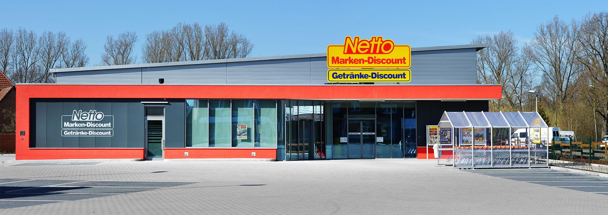 Netto - Architekten Spiekermann